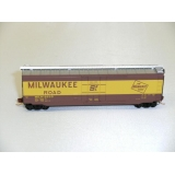 Micro Trains N.50ft Plug Door Boxcar,M..