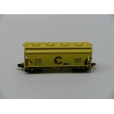 Micro Trains N.2  Bay ACF Covered Hopp..