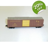 Micro Trains N.50ft Ribside Boxcar,Nor..