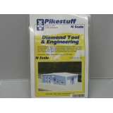 Pikestuff.Diamond Tool and Engineering..