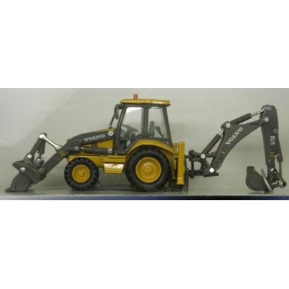 Cararama HO.Construction BL71 Back Hoe Loader