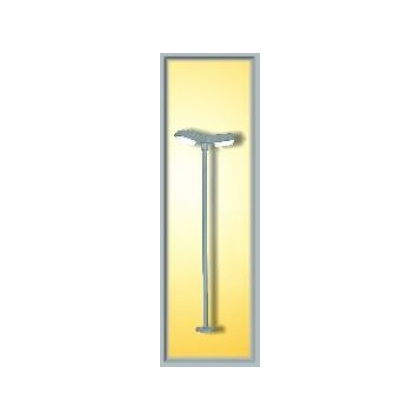 Viessmann.Modern Street Lamp Double 55mm High