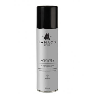 Famaco Protector Spray for all designer shoes and accessories