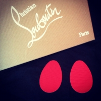 Christian Louboutin Red Sole Prot..