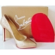 NEW! Glossy Red Sole Protectors Self Adhesive
