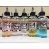 Mr Vapour 80ml 80/20 E liquid