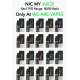 Nic My Juice 10ml 5 for £10