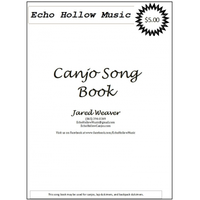 Canjo Song Book