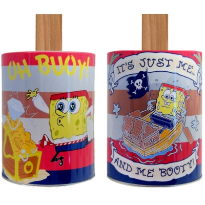 Canjo with Spongebob Ca..
