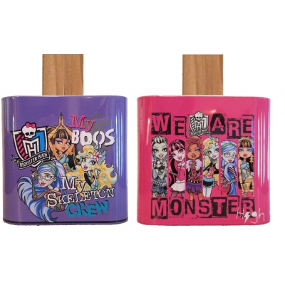 Canjo with Monster High - Purple Can