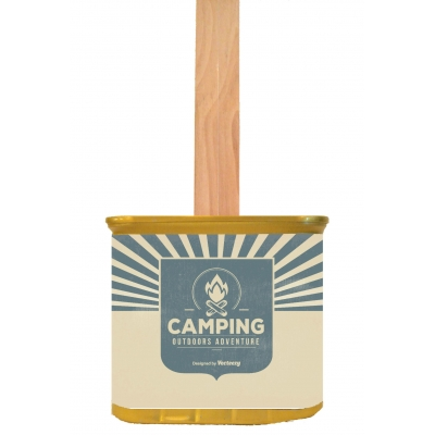 Camping Badge Canjo