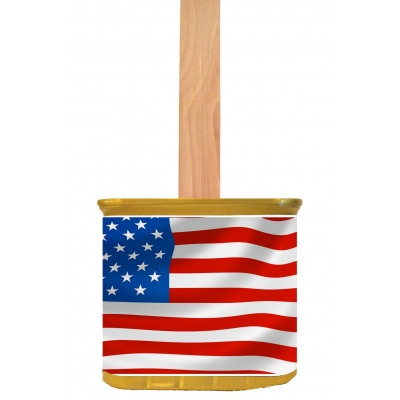 American Flag Canjo
