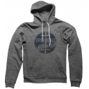 Grey Youth Full Zip Hoodie