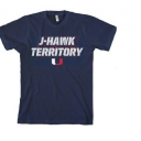 Navy Youth J-Hawk Territory T-Shirt