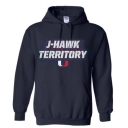 Navy Youth J-Hawk Territory Sweatshirt