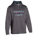 UA Double Threat Fleece Hood