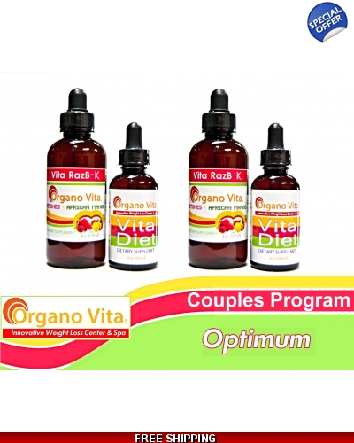 Vita Optimum Diet - Couples Program