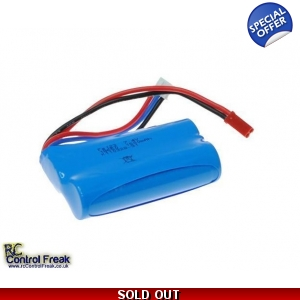 7.4v 1500mAh Li-Ion Battery RC Helicopter, Quadc..