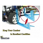 1:10 RC Car 3 in 1 Set Up Tool Chassis Suspension Wheel Camber Guage