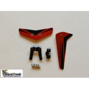 JXD Drift King 340-03 RC Helicopter Tail Decoration