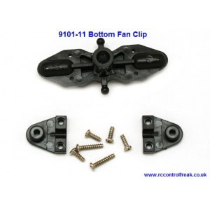 Double Horse 9101-11 Bottom Fan Clip - Grip Set