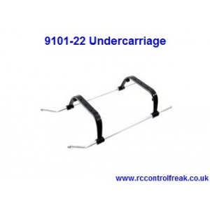 Double Horse 9101-22 Undercarriage - Landing Gear