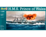 Revell H.M.S. Prince of Wales 1/1200