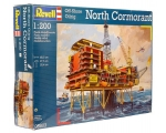 Revell Shell/Esso North Cormorant Bohrinsel 1/200