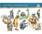 Italeri NATO Pilots and Ground Crews 1/72