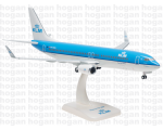 Hogan Wings KLM Royal Dutch Airlines 737-800 wit..