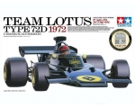 Tamiya Team Lotus Type 72D 1972 1/12