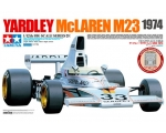 Tamiya Yardley McLaren M23 1974 1/12