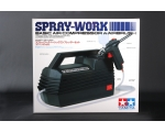 Tamiya Spray-Work Basic Airbrush and Compressor ..