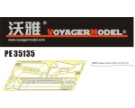 Voyager  WWII Skirts for M4A2 Patten 1  1/35