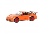 Rastar 2 Black Porsche 911 GT3 RS , Rechargeable..