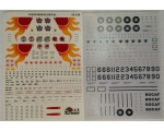Tiger Wings  ROCAF 6830 Decals 1/48