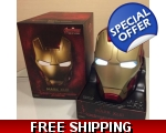 Marvel Iron Man Avengers 2 Mark43 1: 1 Scale Blu..