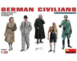 MiniArt GERMAN CIVILIANS  1/35
