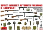 MiniArt SOVIET  INFANTRY  AUTAMATIC  WEAPONS  AN..