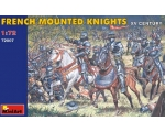 MiniArt French Mounted Knights.XVc  1/72