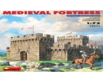 MiniArt   Medieval Fortress  1/72