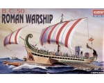 Academy ROMAN WAR SHIP AC1401�1/72