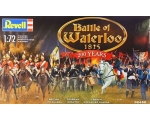 Revell Battle of Waterloo 200 years 1/72