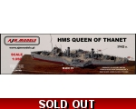 AJM MODELS HMS Queen of Thanet 1942r. 1/350