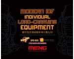 Meng Equipment for IDF Infantry 1/35