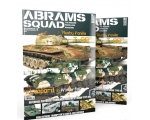 Abrams Squad  09 ENGLISH Rusty Vanilla T-80 A LE..