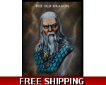 MJ Miniatures The Old Dragon 1/9