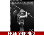 DG Artwork GERMANCIS WARRIOR 1ST C. AD 1/12