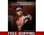 MJ Miniatures Brtish Army, 91st Foot Regiment 18..