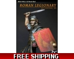 DG Artwork ROMAN LEGIONARY 1ST C. AD 1/12